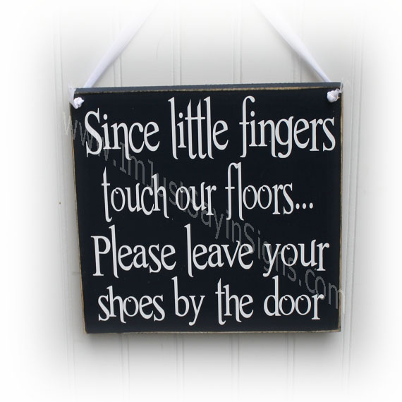 Since Little Fingers Wood Sign